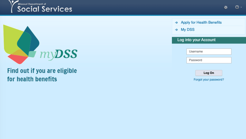 """Apply for Missouri Medicaid Online"""
