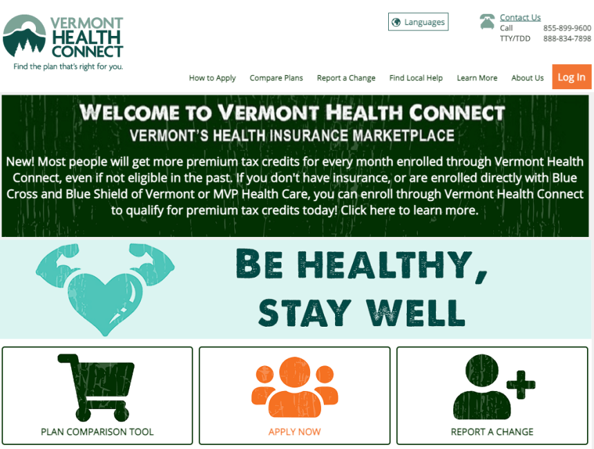 """How to Apply for Vermont Medicaid Online"""