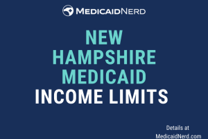 """What are the income limits for Medicaid in New Hampshire"""