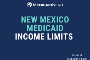 """What are the income limits for Medicaid in New Mexico"""