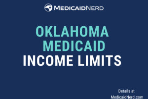 """What are the income limits for Medicaid in Oklahoma"""
