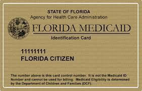 """Florida Medicaid Card"""