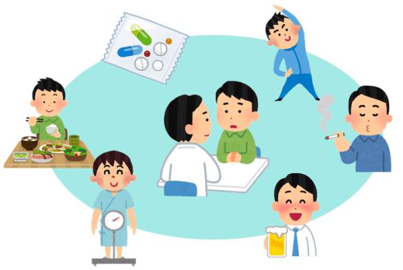 medical examination by interview4