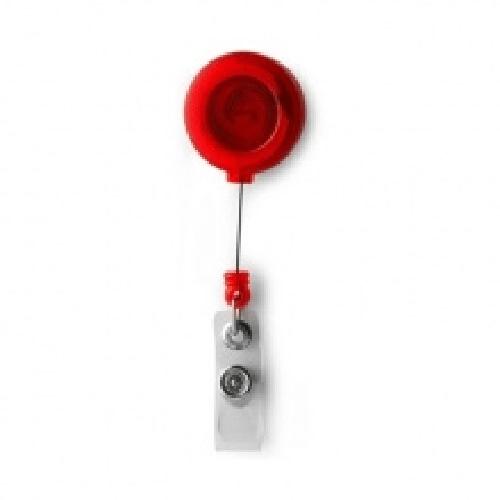 Red Ski YoYo Badge Reel
