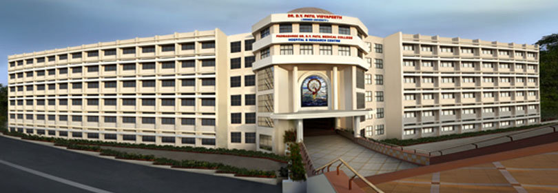 MD Radiology Admission in DY Patil Medical College Kolhapur