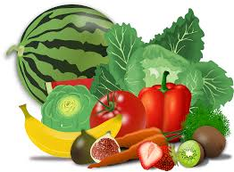 Fruits and Vegetable - a rich source of vitamins and irons