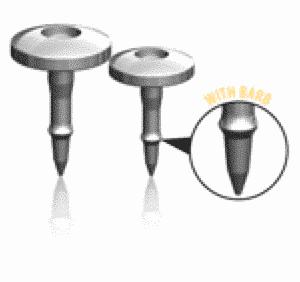 Titanium Tack (J-Tac) 4mm (5-pack)
