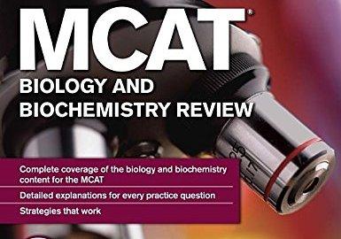 MCAT Biology and Biochemistry Review PDF