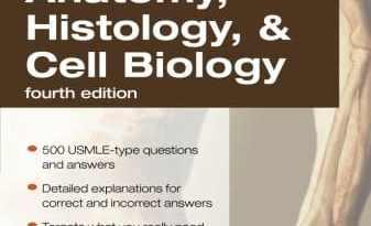 PreTest Anatomy Histology & Cell Biology 4th Edition PDF