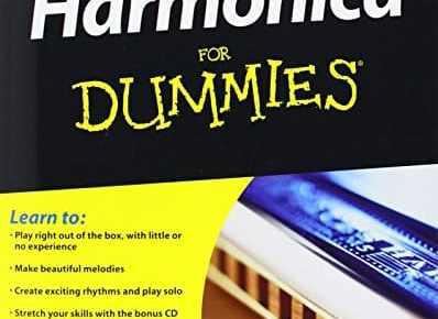 Harmonica For Dummies 1st Edition PDF