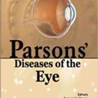 Parson's Diseases of the Eye Pdf
