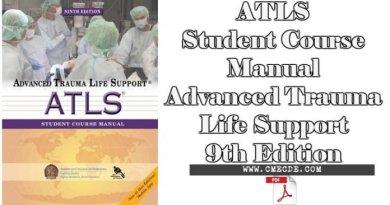 ATLS Student Course Manual Advanced Trauma Life Support, 9th Edition PDF