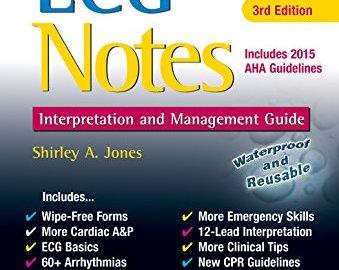 Ecg Notes Interpretation and Management Guide Third Edition PDF