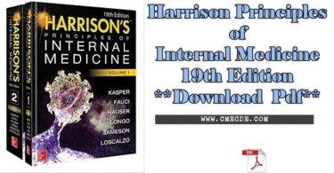 Download Harrison Principles of Internal Medicine 19th Edition Pdf