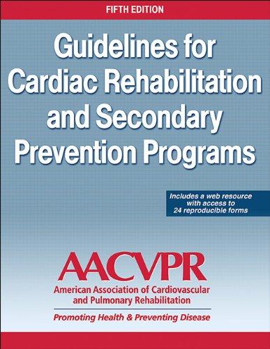 Guidelines for Cardiac Rehabilitation and Secondary Prevention Programs PDF