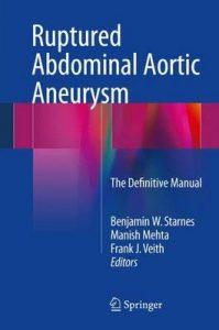 Ruptured Abdominal Aortic Aneurysm 2016 PDF
