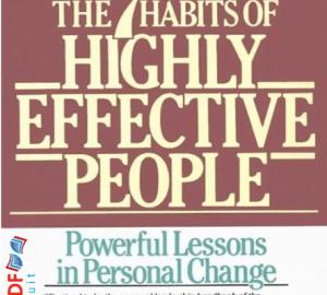 Өндөр үр дүнтэй хүмүүсийн 7 зан чанар pdf