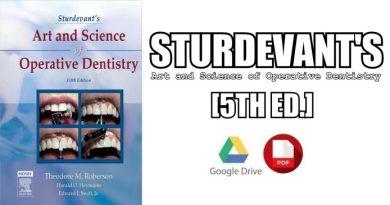 textbook of operative dentistry pdf