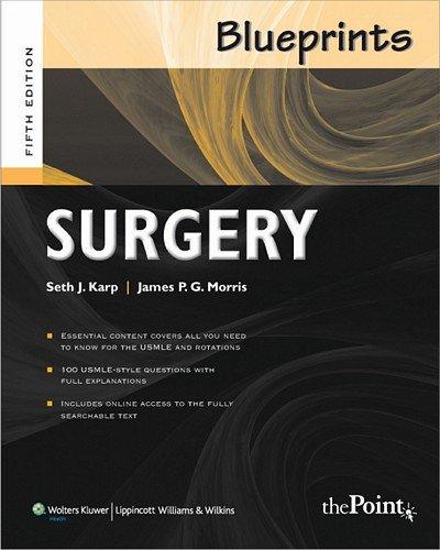 blueprints surgery 5th edition pdf download
