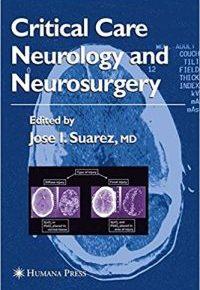 critical care neurology and neurosurgery pdf
