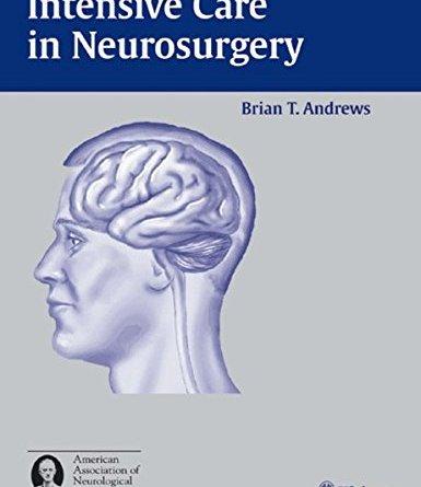 intensive care in neurosurgery pdf