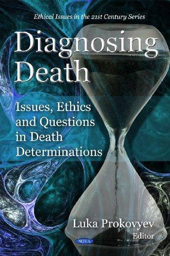 Diagnosing Death PDF