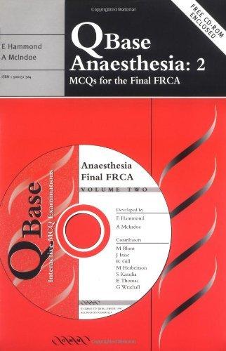 QBase Anaesthesia 2 PDF