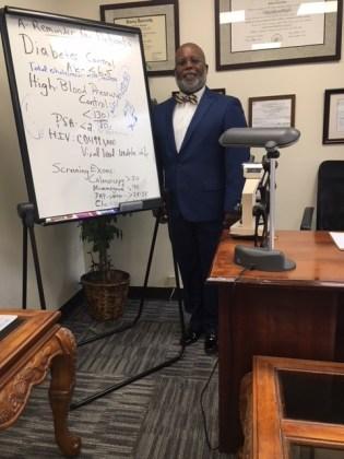 Dr. Gates Teaches WELL-CARE