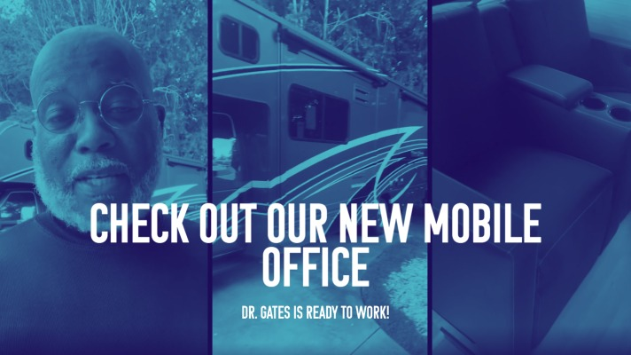 Our New Mobile Office