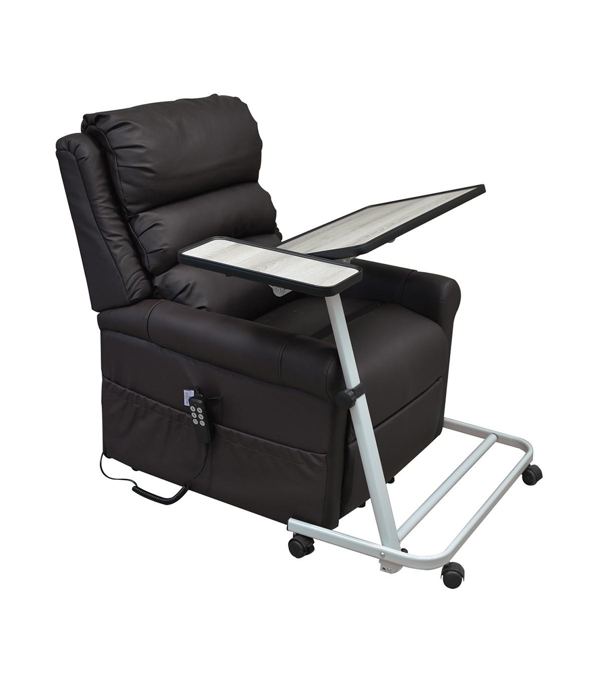 table diffusion pour fauteuil releveur