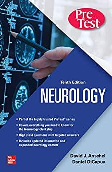 Pretest Neurology 10th edition PDF