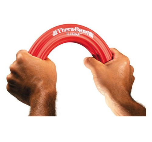 BARRA FLEXIBLE THERABAND ROJA SUAVE – DYTB26100