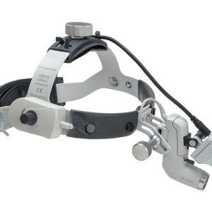 LAMPARA FRONTAL HEINE ML4 LED HEADLIGHT CON VIDEO CAMARA DIGITAL DV1 Y MPACK UNPLUGGED – J-008.31.470