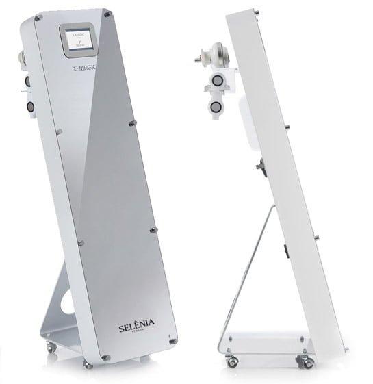selenia-xmagic - aparate de slabit - remodelare corporala