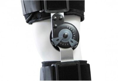 Νάρθηκας μηροκνημικός λειτουργικός με γωνιόμετρο Premium Long