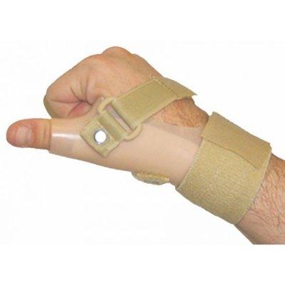 Πλαστικός νάρθηκας αντίχειρα Extended Thumb
