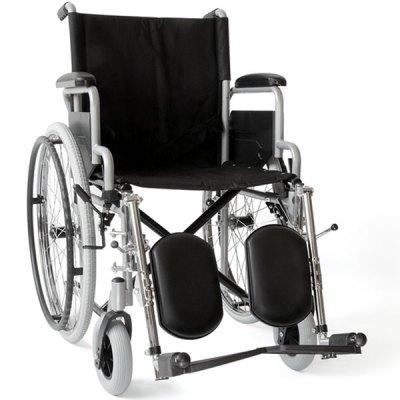 Αμαξίδιο με ανακλινόμενα υποπόδια