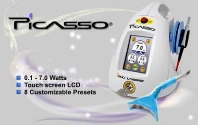 AMD Laser Picasso 7 watt Dental Laser Dentsply