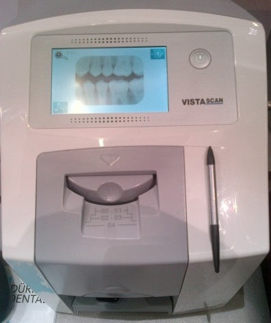 DUERR VISTA SCAN MINI EASY COMPACT & EASY Dental New