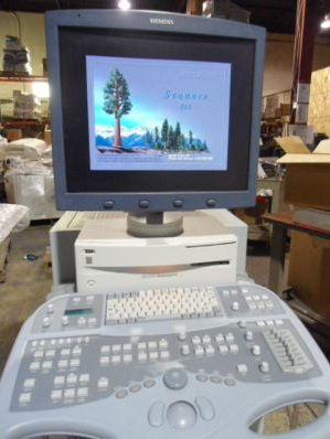 Acuson Sequoia 512 LCD Ultrasound Machine
