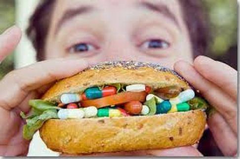пищевые добавки, рак