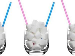 сладкие напитки, сахарный диабет