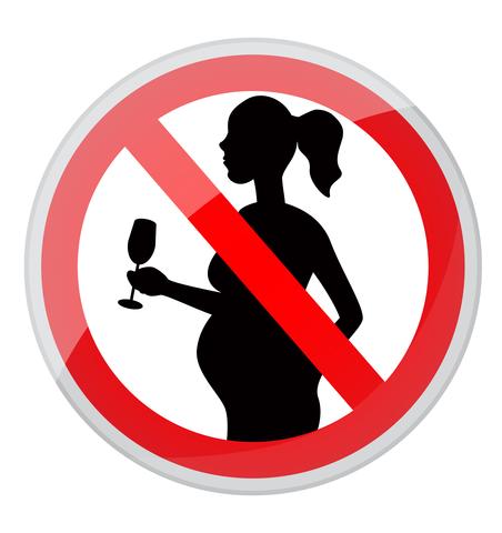 алкоголь, беременность, эмбрион