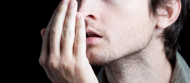 Галитоз (Неприятный запах изо рта)