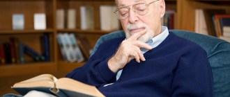 знания, пожилые люди