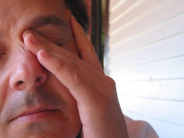 зрительное утомление