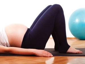 физические упраженения, беременность