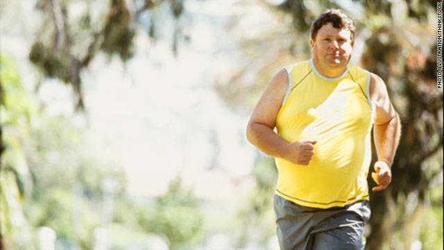 ожирение, похудание
