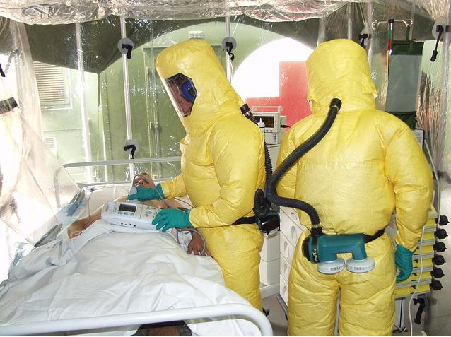 лихорадка Эбола