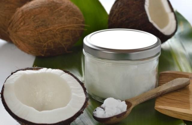 кокосовое масло, грибковая инфекция